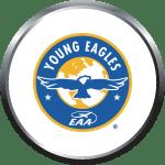 Rainier Flight Service: Young Eagles badge