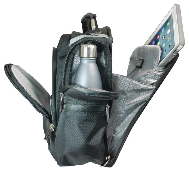MyGoFlight PLC Pro Flight Bag The Ultimate Flight Bag for Professional Pilots