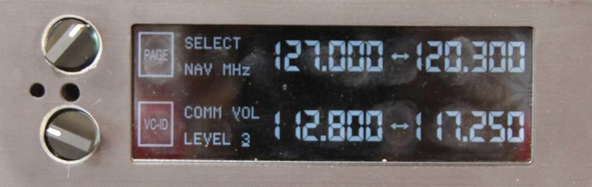 TKM Avionics MX155