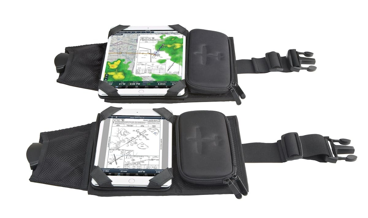 Flight Outfitters Small iPad Kneeboard FO-KB2-SM Fits iPad Mini 1 thru 4