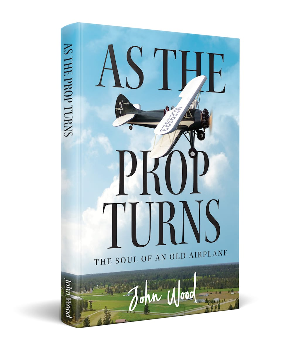 Book delves into the soul of an old airplane