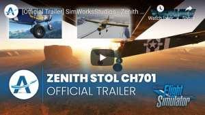 Zenith-STOL-CH701-Microsoft-Flight-Simulator