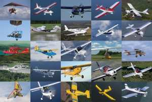 Light-Aircraft-Collage