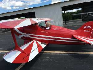 Dave Hardin's 1973 S1C Pitts Special.