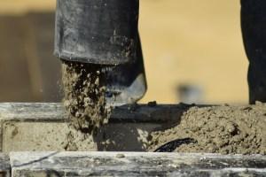What is a volumetric concrete mixer?