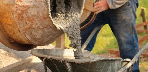 General Chipping answers the question: Why are dried lumps appearing in my poured concrete?
