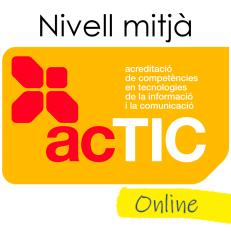 acTIC Nivell Mitjà