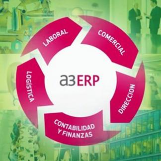 Programa informático contabilidad a3ERP