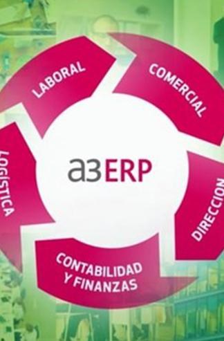 Programa informàtic comptabilitat a3ERP (34 hores)