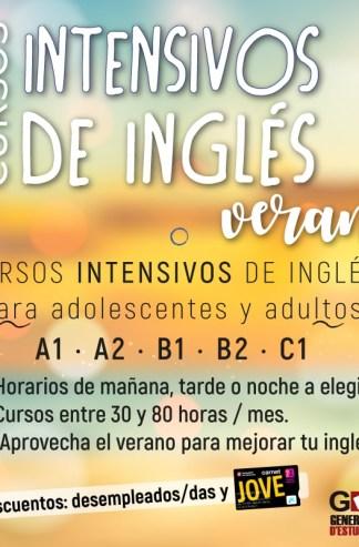 INTENSIVOS INGLÉS CAST