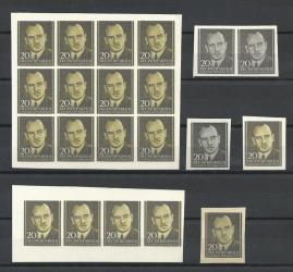 Fałszywe znaczki Hans Frank