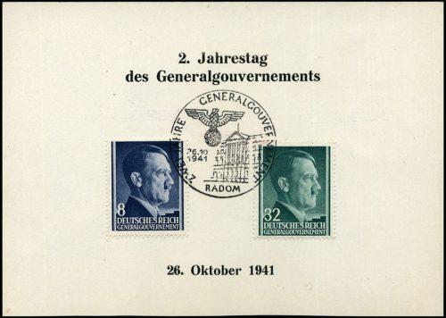 Kasownik nr 17 - Zwei Jahre Generalgouvernement Radom 1941
