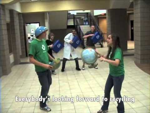 Earth Day Song (Rebecca Black Friday Parody)