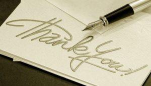 Gratitude - GeneralLeadership.com