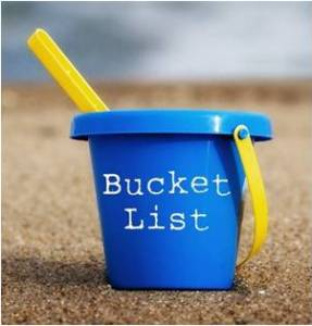 Bucket List - GeneralLeadership.com