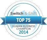 SwitchandShift Top 75 HBC Badge