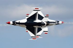 Thunderbird Opposing Inverted