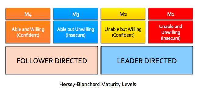 Maturity Level Graphic