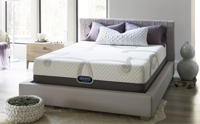 Beautyrest Memory Foam Plus Mattresses