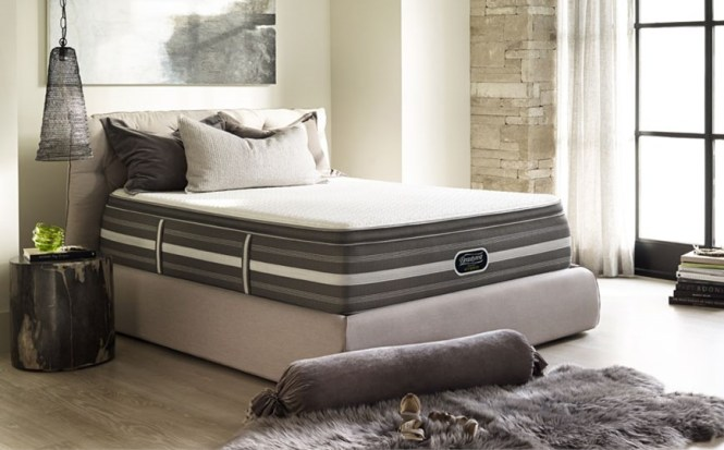 Beautyrest Recharge Hybrid Mattresses