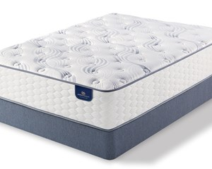 Serta Perfect Sleeper Kirkville Plush Firm Mattress