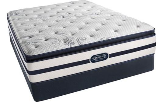 beautyrest recharge plush pillow top
