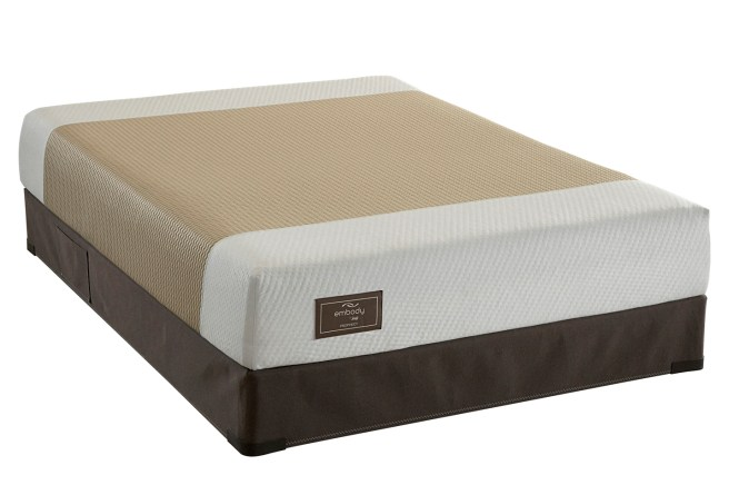 Sealy 12 Medium Memory Foam Mattress S Wayfair