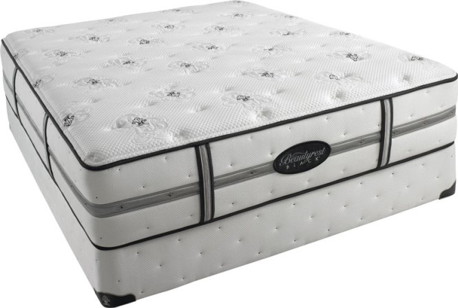 Simmons Beautyrest Black Collection Olivia Plush