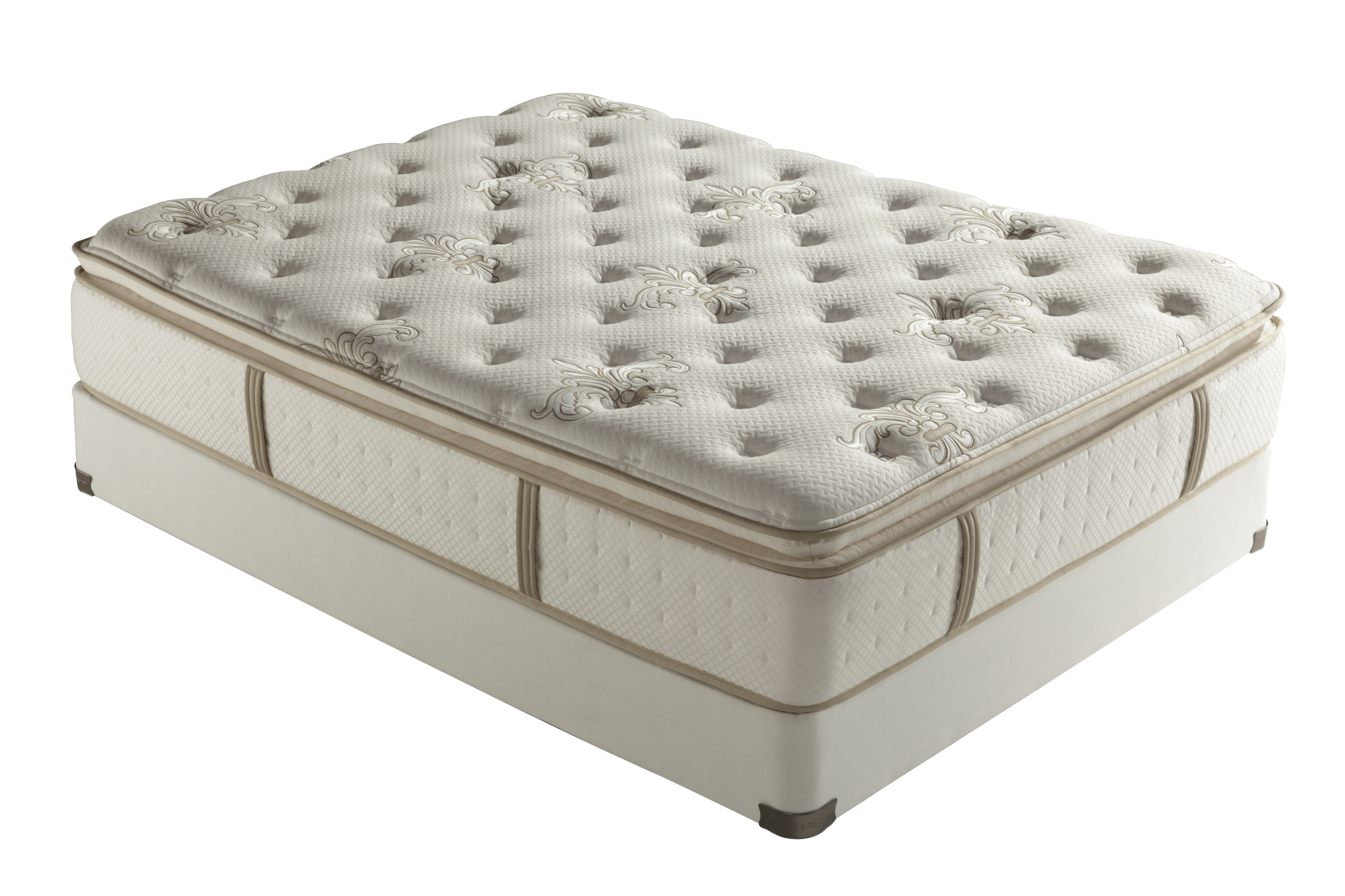 stearns and foster firm pillow top online