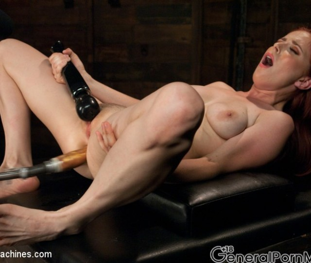 Penny And Metal Living The Pussy Fuckingmachines 2013 Penny Pax Anal Machine