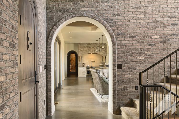 Ironworks Grey Thin Brick