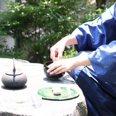 手作り和菓子と気軽に楽しむ茶道講座