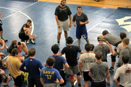 Alex Teaching