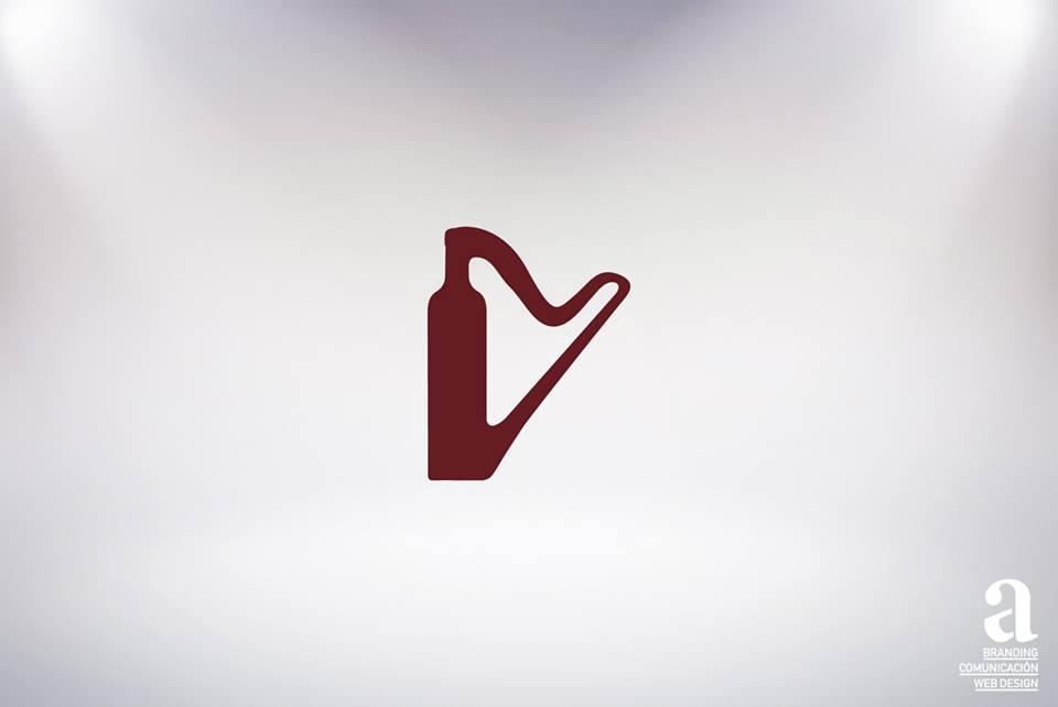logotipo vino