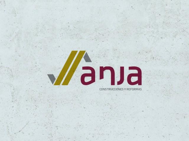 Branding   |   Anja Construcciones