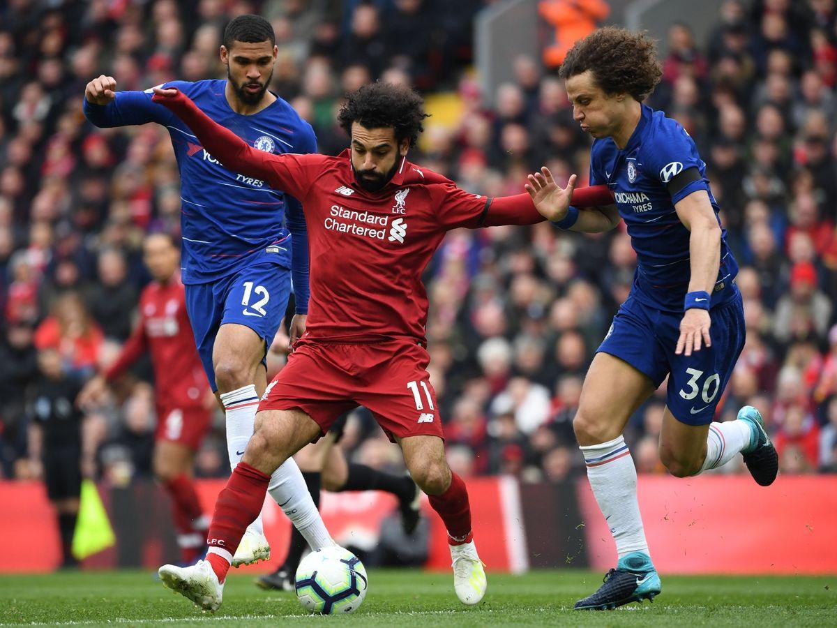Liverpool berhasil bungkam Chelsea 2-0!