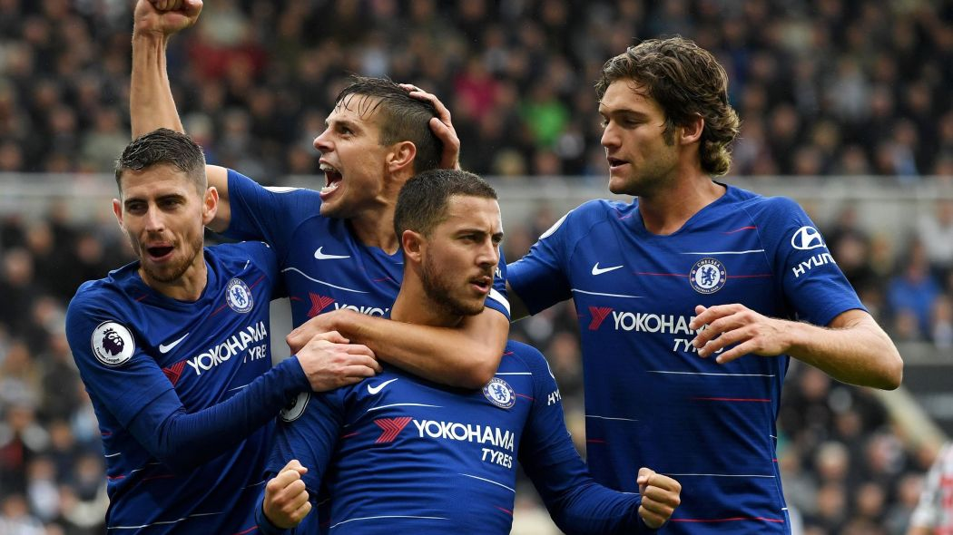 Hasil Pertandingan Chelsea Vs West Ham Skor 2-0