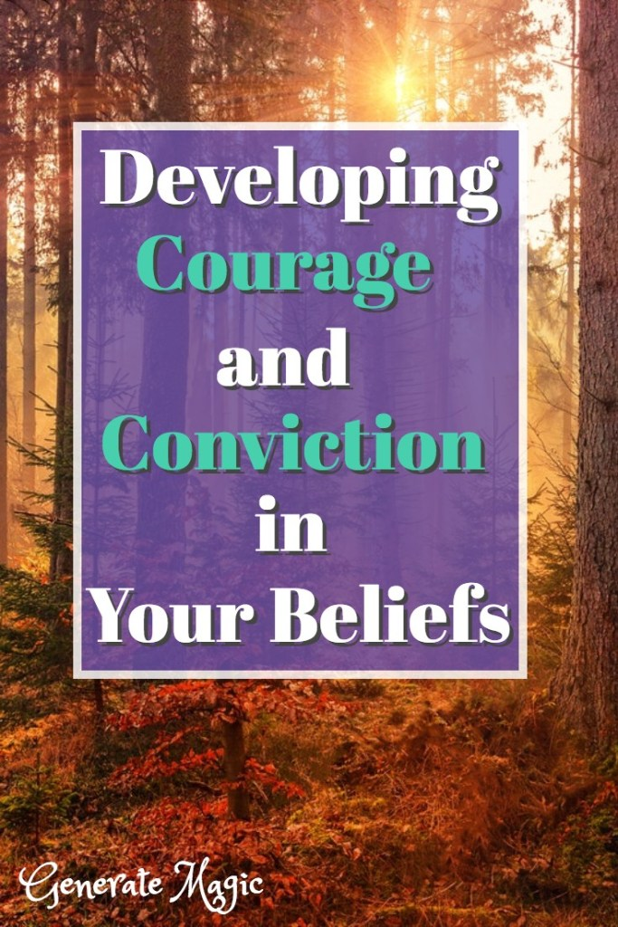 How committed are you to your values? Would you stand by them even if it meant losing your job or your friends? John F. Kennedy's Pulitzer Prize winning book, Profiles in Courage, is the perfect blueprint for how to develop courage and confidence. | courage | conviction | standing up for your beliefs | being authentic | staying true to yourself | profiles in courage book | john f kennedy |
