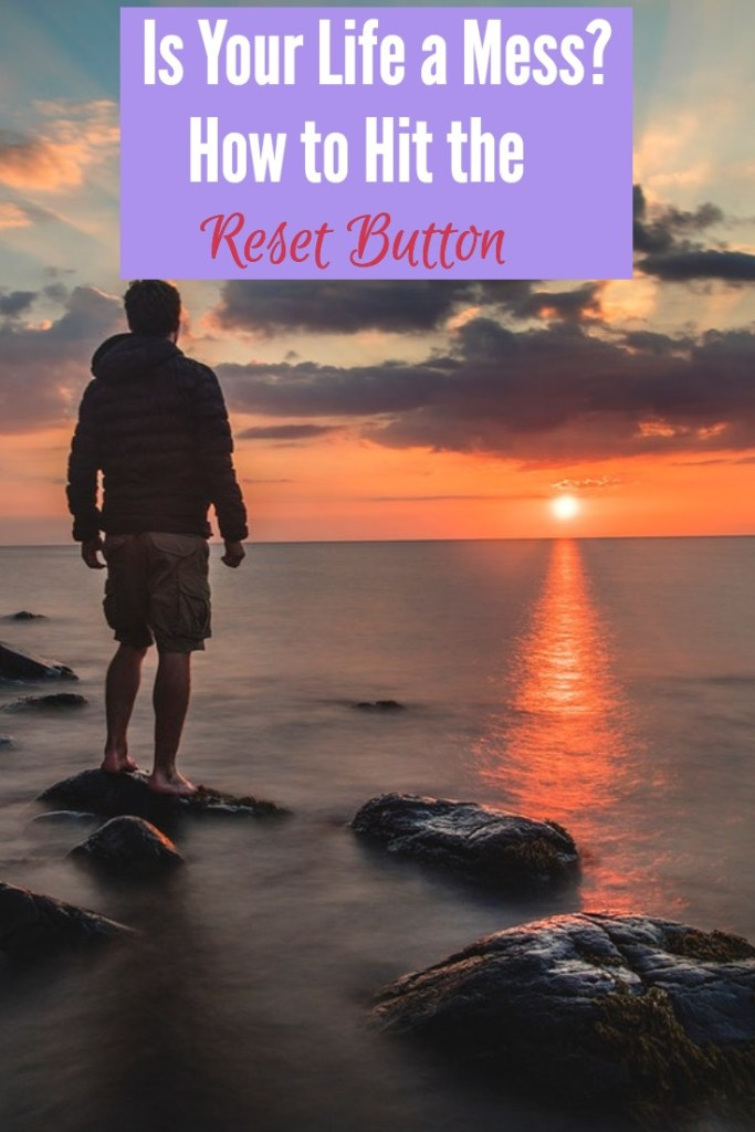 how to hit the reset button