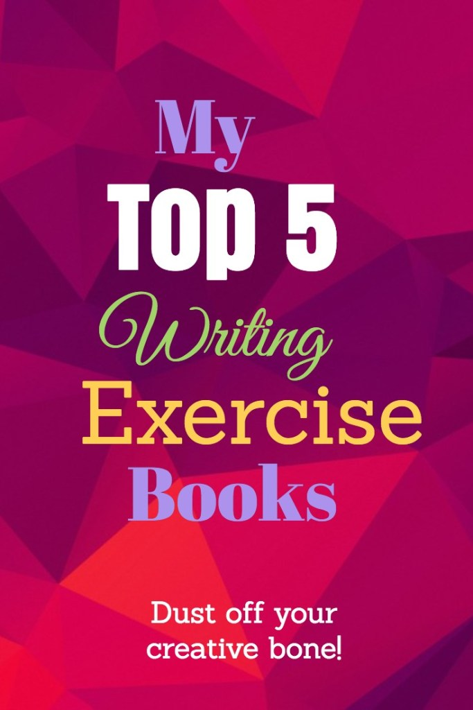 best writing exercise books