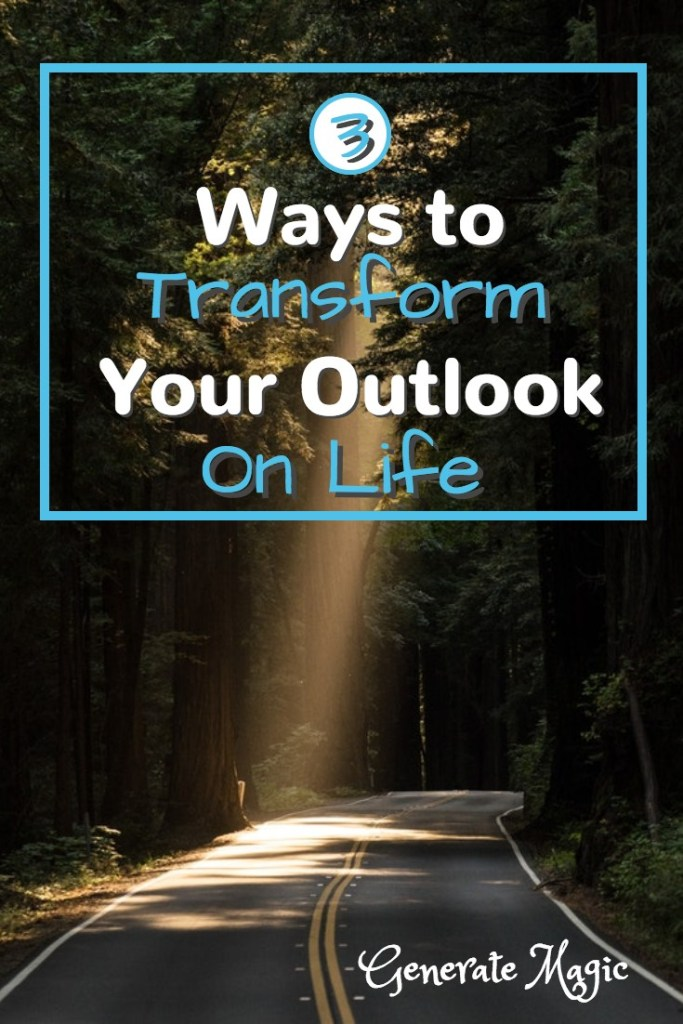 What do you do when you can't change your circumstances? One thing you can always change is your attitude. Discover how to change your outlook and radically transform your life. | renew | mindset | positivity | reframing negative thoughts | optimism | perspective shift | release negative energy |