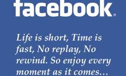 Facebook Status On Enjoying Life