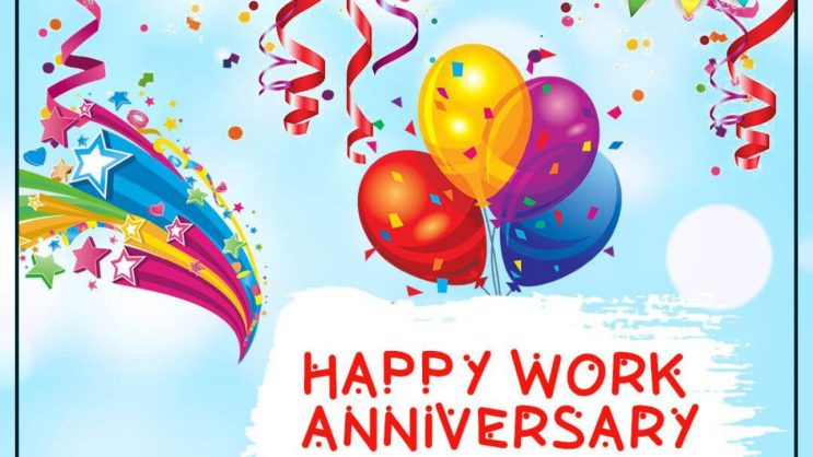 Happy Work Anniversary Images - Latest Work Anniversary Images