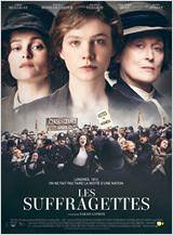 """Je vote sans condition pour """"Les suffragettes"""""""
