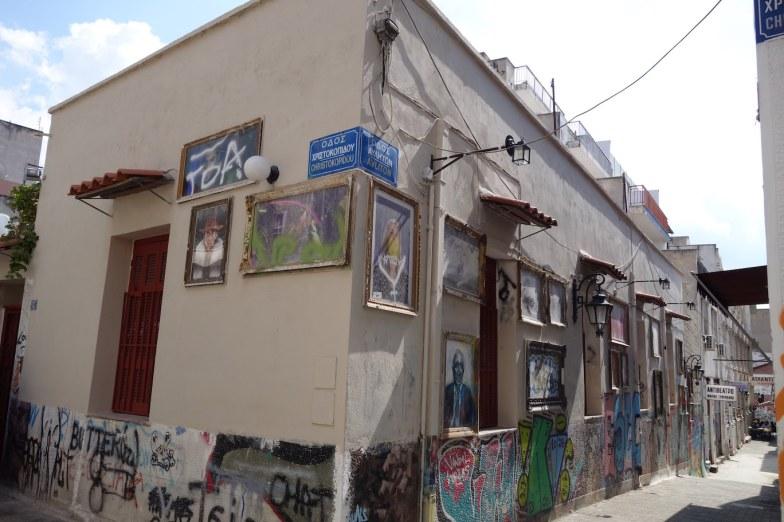 Athènes Odos