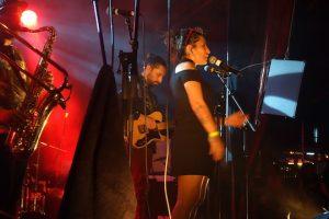 Ana Tijoux au Cabaret Sauvage ©fv