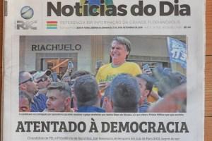Le naufrage de la démocratie au Brésil : désordre et régression