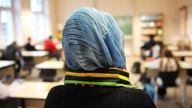 Kopftuch Unterdrueckung