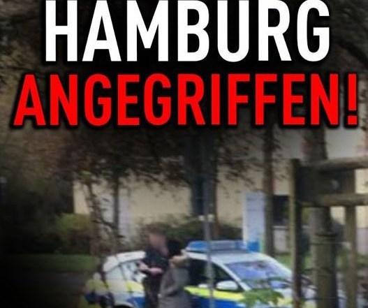 Muslima in Hamburg angegriffen - Kopftuch, RechtsRadikal, Deutschland2