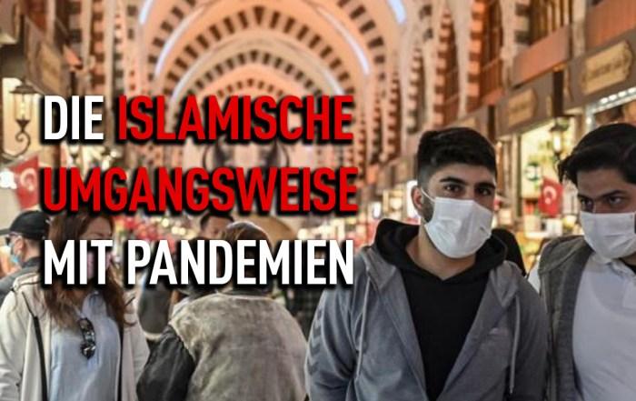 Die islamische Umgangsweise mit Pandemien